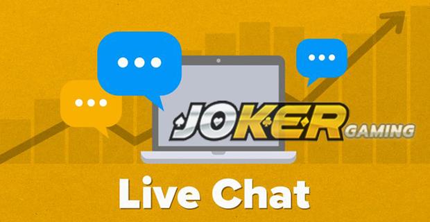 Joker188 Live Chat Online