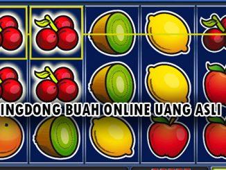 Dingdong buah online uang asli
