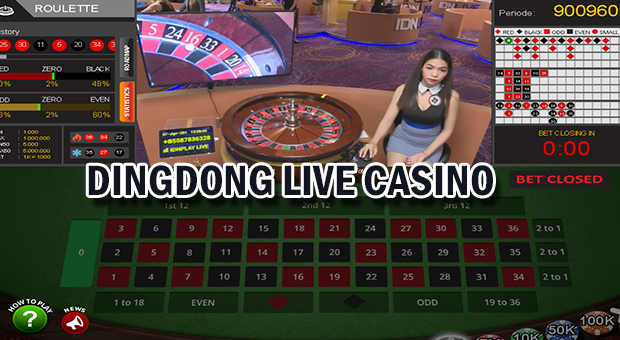Dingdong live casino
