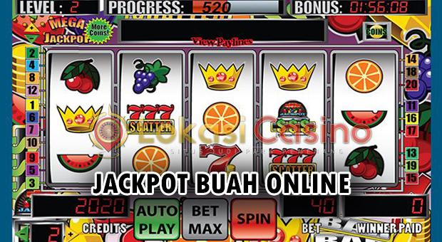 Jackpot buah online