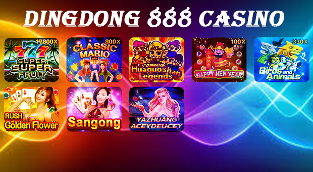 Dingdong 888 Casino - JUDI DINGDONG ONLINE - Slot Joker123