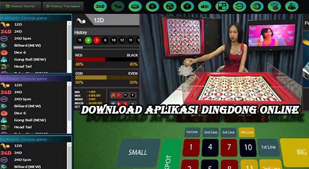 Download aplikasi dingdong online