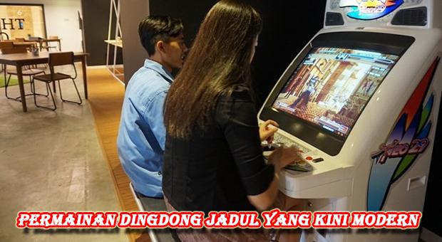 Permainan dingdong jadul yan gkini modern