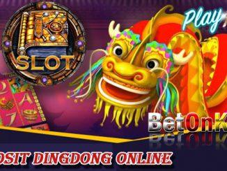 Deposit dingdong online betonklik