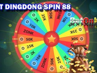 Slot dingdong spin 88