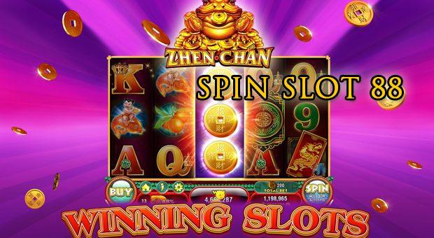 Spin slot 88